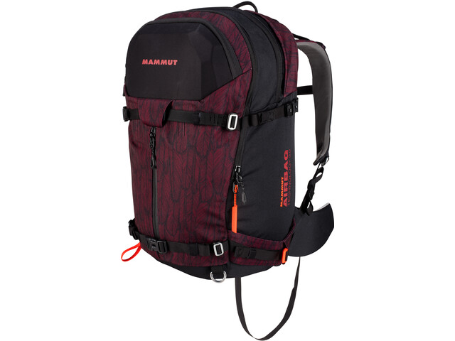 Mammut Pro X Removable Airbag 3.0 Selkäreppu 35l Naiset, scooter-black